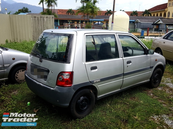 2003 PERODUA KANCIL 660 EX(MANUAL)2003 Only 1 Careful UNCLE Owner LOW Mileage TIPTOP ACCIDENTFree DIRECTOwner