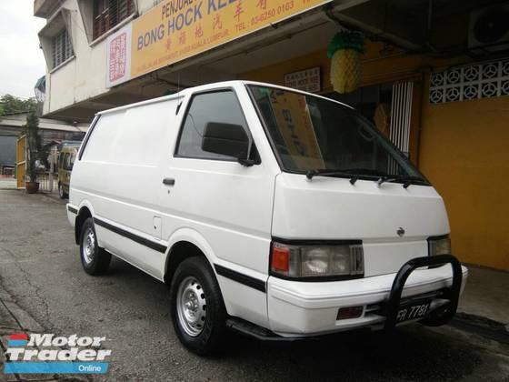 1997 Nissan   c22  panel van