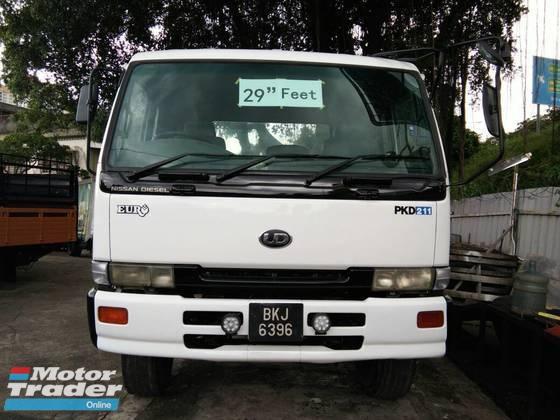 2009 Nissan   PKD 211   29feet local model