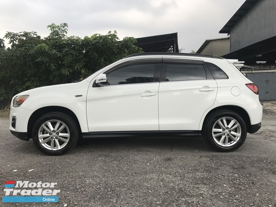 2014 MITSUBISHI ASX PANOROMIC ROOF LIMITED EDITION WEEKEDN USE