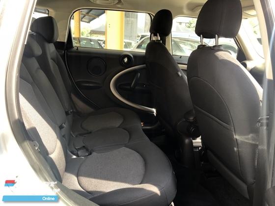2013 MINI Countryman 1.6 Tiptronic Push Start Button Paddle Shift Steering Xenon Light 1 Year Warranty Unreg