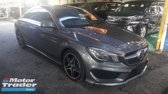 2015 MERCEDES-BENZ CLA 2.0