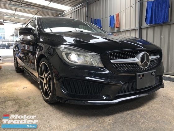 2013 MERCEDES-BENZ CLA 250 4MATIC Full Spec