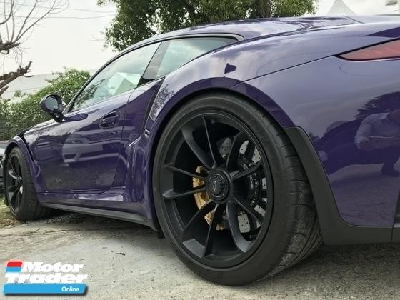 2016 PORSCHE 911 RS 4.0 NA UNREG PURPLE RAIN UK