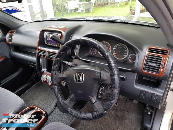 2003 HONDA CR-V CR-V