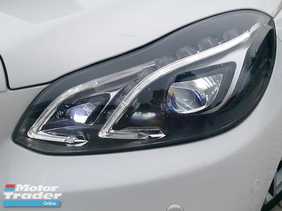2015 MERCEDES-BENZ E-CLASS E300 BlueTec Hybrid Diesel Turbo