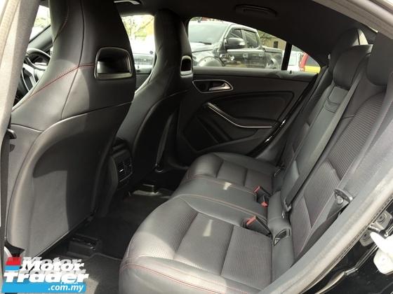 2013 MERCEDES-BENZ CLA CLA250 2.0 AMG Sport GST Inclusive Memory Seats Harman Kardon Surround Paddle Shift Bluetooth Unreg