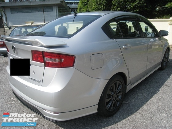 2012 PROTON PREVE 1.6 A VERY GOOD CONDITION FULL BODY KIT 12
