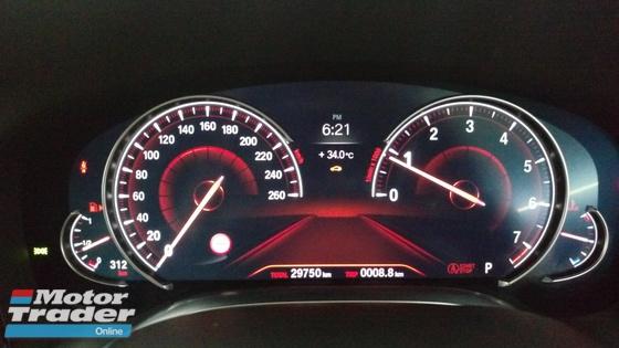 2016 BMW 7 SERIES 730Li CBU TRUE YEAR MADE 2016 NO GST mil 29k km Warranty to 2021