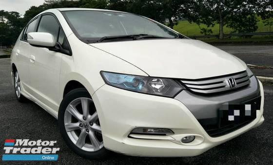2012 HONDA INSIGHT 1.3 (A) HYBRID TIP TOP LIKE NEW