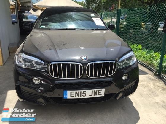 2015 BMW X6 3.0 40D