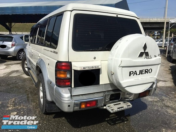 1997 MITSUBISHI PAJERO Pajero 2.5 Diesel (A)