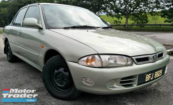 1999 PROTON WIRA 1.5(M) ONE CAREFULL OWNER