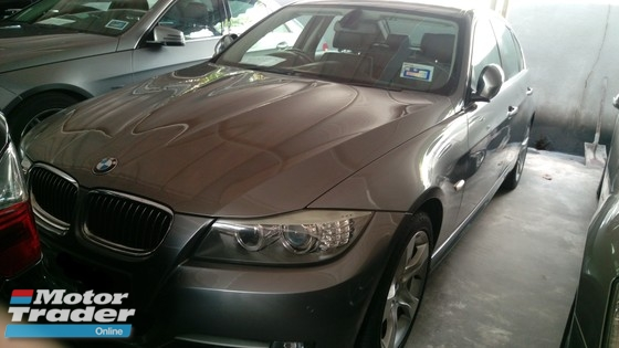2011 BMW 3 SERIES 323i New Facelift iDrive Paddle Shift TRUE YEAR MADE 2011 NO GST FREE 1 YEAR WARRANTY