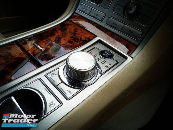 2008 JAGUAR XF 3.0 V6