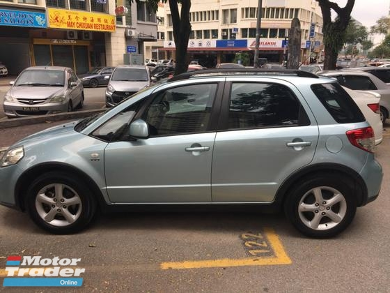 2007 SUZUKI SX4 STANDARD | RM 27,000 | Used Car for sales in | Motor