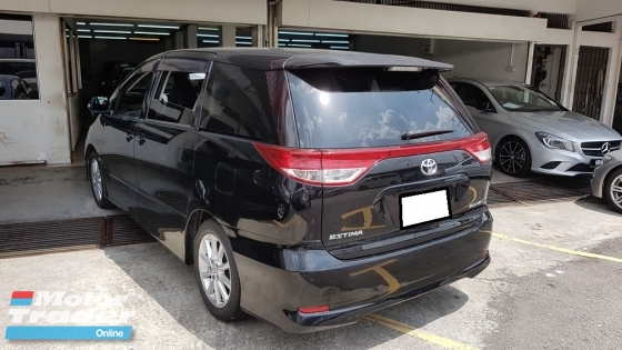 2009 TOYOTA ESTIMA 2.4 New Facelift Aeras 8 Seats 2 Power Doors TRUE YEAR MADE 2009 NO SST 2014