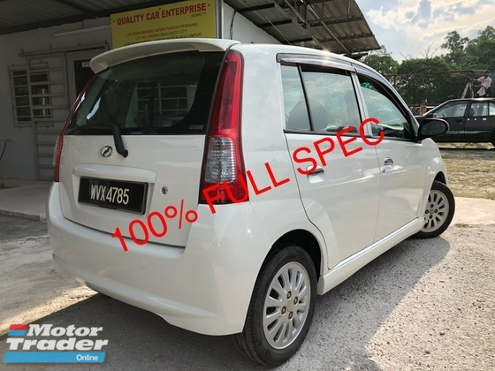 2012 PERODUA VIVA SE FULL SPEC BUY AND DRIVE ONLY