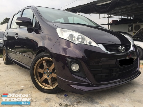 2015 PERODUA ALZA SE FULL SPEC BUY AND DRIVE ONLY FULL LOAN EASY APPROVED