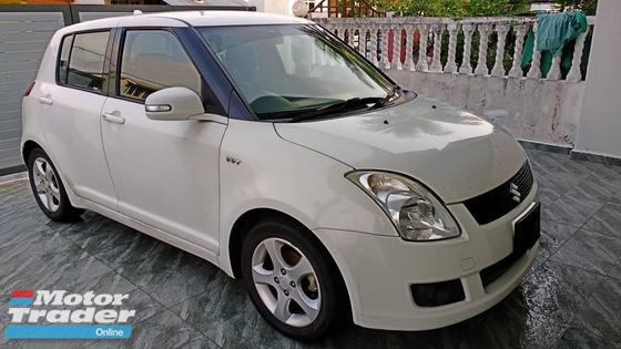 2009 SUZUKI SWIFT 1.5