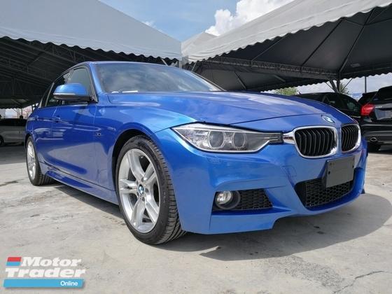 2013 BMW 3 SERIES 320I M-SPORT