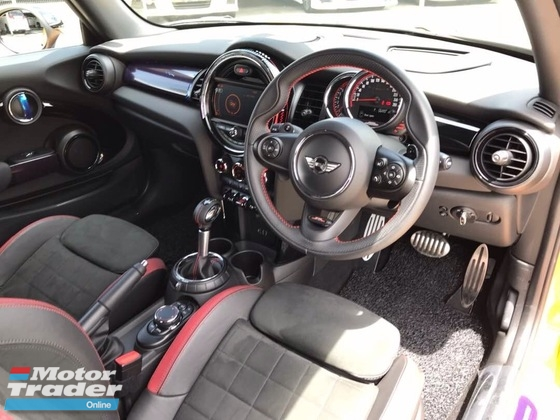 2017 MINI Cooper S JCW NEW MODEL