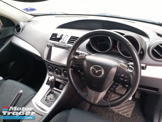 2012 MAZDA 3 1 DOCTOR OWNER TAKECARE WELL LIKE NEW CAR
