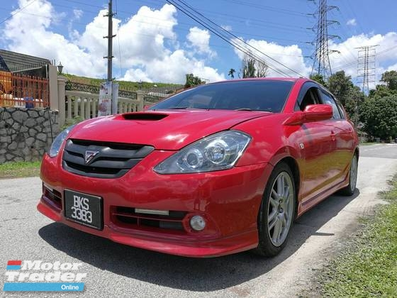 2005 TOYOTA CALDINA GT-T S VERSION