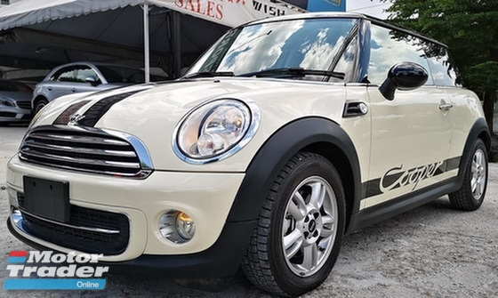 2014 MINI Cooper 2014 MINI COOPER 1.6A JAPAN SPEC UNREG SELLING PRICE( RM 99000.00 NEGO )