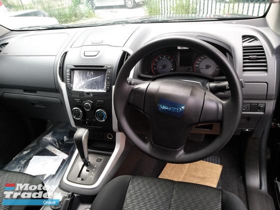 2018 ISUZU D-MAX 4X4 STANDARD AUTO 2.5
