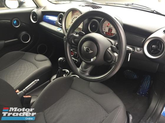 2013 MINI Cooper S 1.6 (UNREG)