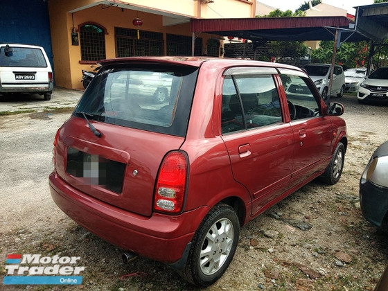2002 PERODUA KELISA 1.0 EZ FULL Spec(AUTO)2002 Only 1 Careful LADY Owner LOW Mileage TIPTOP ACCIDENTFree DIRECTOwn