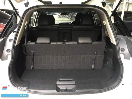 2016 NISSAN X-TRAIL X EXTREME LEATHER