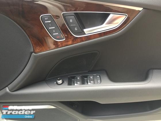 2013 AUDI A7 3.0 (UNREG)