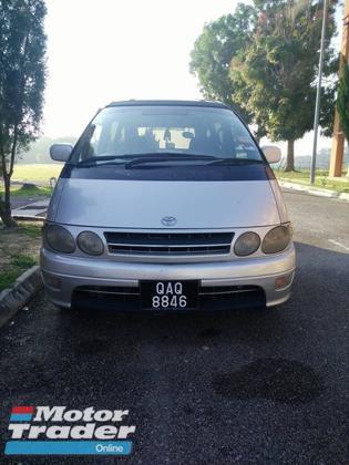 1997 TOYOTA ESTIMA ESTIMA 2WD
