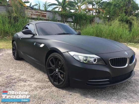 2010 BMW Z4 S DRIVE 23I