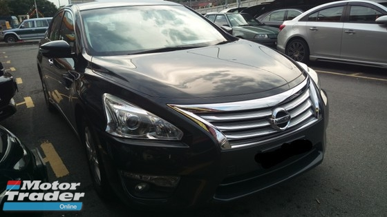 2015 NISSAN TEANA 2.0 XE New Model TRUE YEAR MADE 2015 NO SST