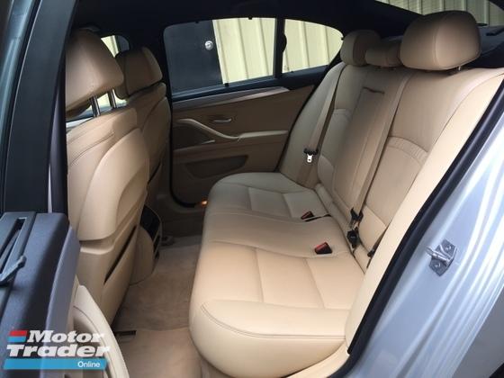2013 BMW 5 SERIES 535i MSPORT 3.0 (New Facelift) UNREG