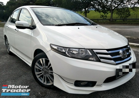 2014 HONDA CITY 1.5 (A) E PLUS TIP TOP CONDITION