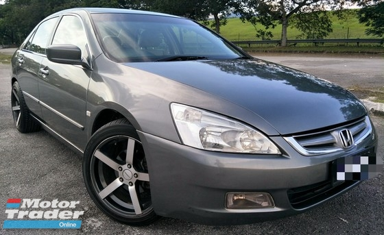 2007 HONDA ACCORD 2.0 (A) FULL SPEC TIP TOP