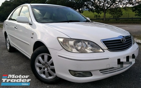 2003 TOYOTA CAMRY 2.4 (A) CAR KING CONDITION