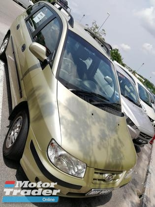 2007 HYUNDAI MATRIX SUVs