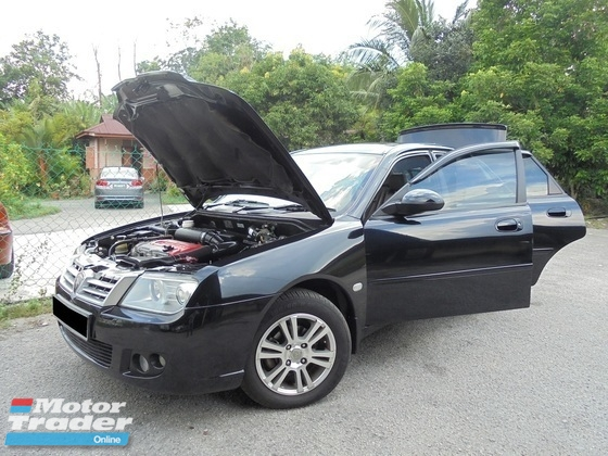 2009 PROTON WAJA 1.6 (M) CPS CAMPRO TIPTOP CONDITION