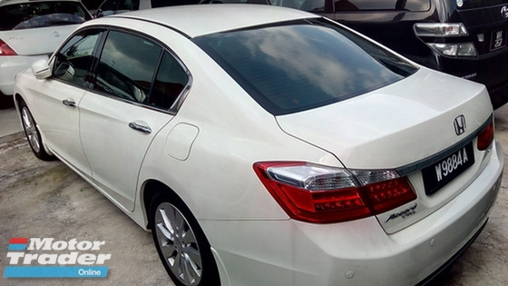 2013 HONDA ACCORD 2.0 VTI (A) FACELIFT MODEL