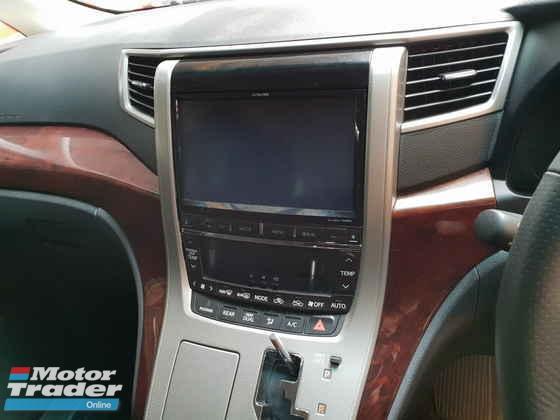 2013 TOYOTA ALPHARD S-Spec 2 Power door