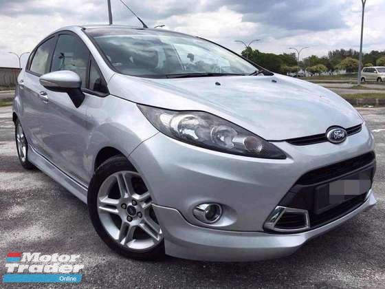 2011 FORD FIESTA 1.6 (A) Hatchback Actual Year Made 2011