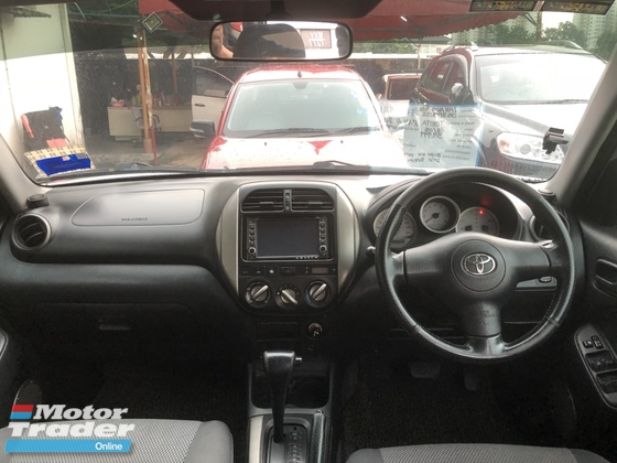 2008 TOYOTA RAV4L RAV4 L AERO SPORTS PACKAGE