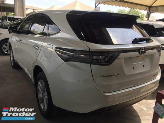 2015 TOYOTA HARRIER Premium Edition