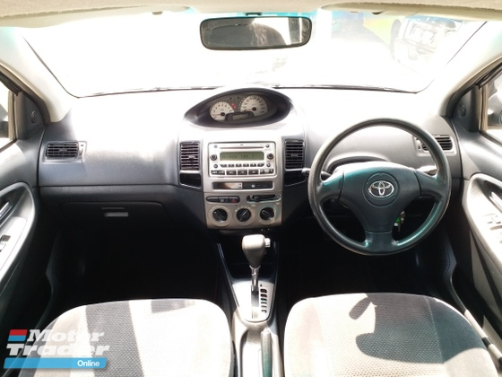 2006 TOYOTA VIOS G SPEC VVTI BLACKLSIT CTOS CRIS AKPK CAN LOAN 4K DP ONLY