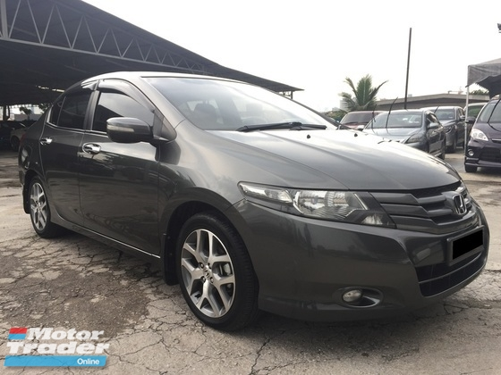 2010 HONDA CITY HONDA CITY 1.5 PADDLE SHIFT RAYA SALES
